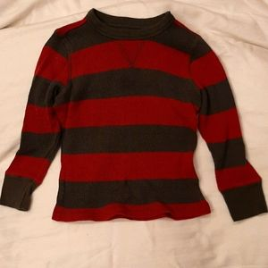 Old navy toddler 3T boys long sleeve shirt